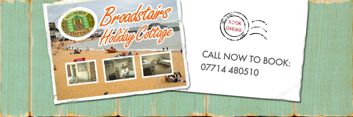 Holiday Cottage Rental in Broadstairs Kent